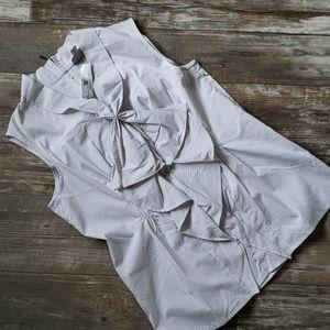Worthington blouse size large